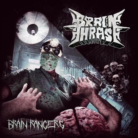 Brainthrash - Brain Rangers (2017) 320 kbps
