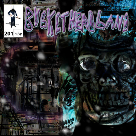 Buckethead - Pike 201: 6 Days Til Halloween - Underlair (2015) 320 kbps