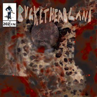 Buckethead - Pike 202: 5 Days Til Halloween - Scrapbook Front (2015) 320 kbps