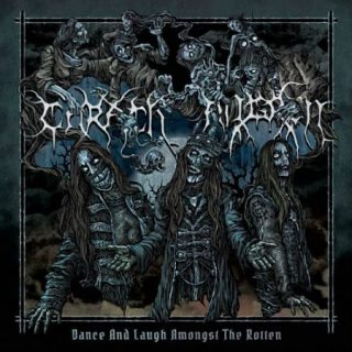 Carach Angren - Dance And Laugh Amongst The Rotten (Deluxe Digibox) (2017) 320 kbps
