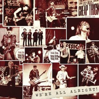 Cheap Trick - We're All Alright! (Deluxe Edition) (2017) 320 kbps