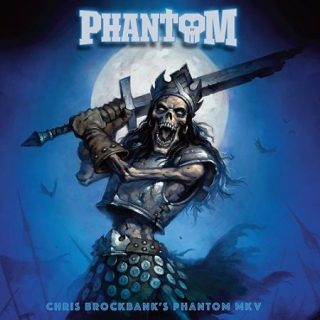 Chris Brockbank's Phantom MkV - Phantom (2017) 320 kbps