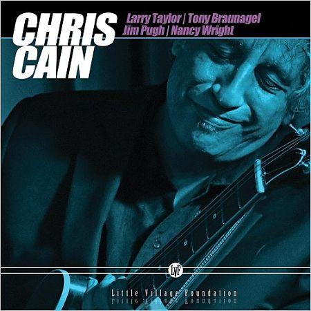 Chris Cain - Chris Cain (2017) 320 kbps