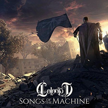 Colonist - Songs of the Machine (2017) 320 kbps