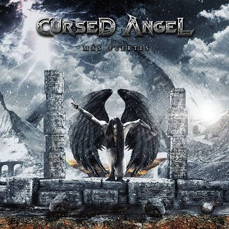 Cursed Angel - Más Fuertes (2017) 320 kbps