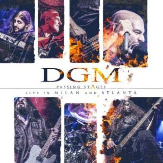 DGM - Passing Stages: Live in Milan and Atlanta (2017) 320 kbps