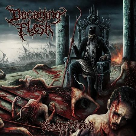 Decaying Flesh - Bloodshed Fatalities (2017)