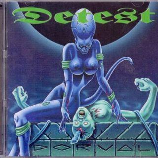 Detest - Dorval (Deluxe Edition, 2CD) (2017) 320 kbps + Scans