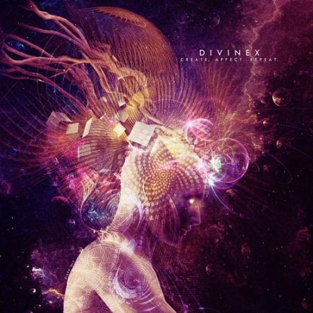 Divinex - Create. Affect. Repeat. (2017) 320 kbps