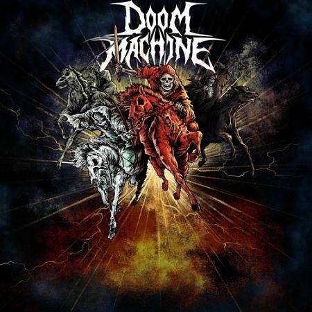 Doom Machine - Let There Be Doom, Vol. 4.5 (2017) 320 kbps