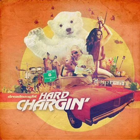 Dreadnaught - Hard Chargin' (2017) 320 kbps