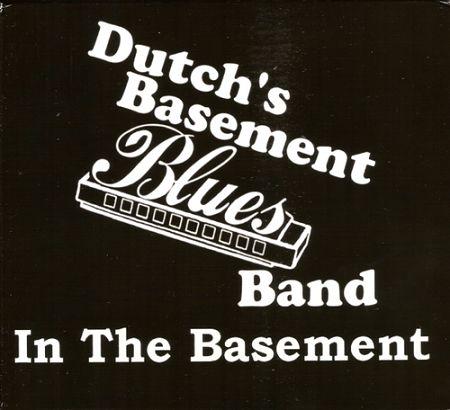 Dutch's Basement Blues Band - In the Basement (2017) 320 kbps