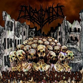 Enragement - Burned, Barren, Bloodstained (2017) 320 kbps