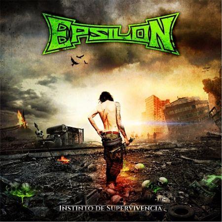 Epsilon - Instinto de Supervivencia (2017) 320 kbps