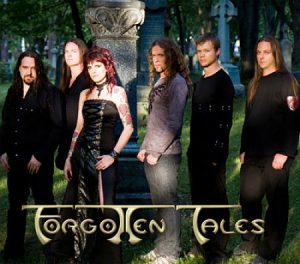 Forgotten Tales - Discography (2001-2010, Japanese Editions) 320 kbps + Scans
