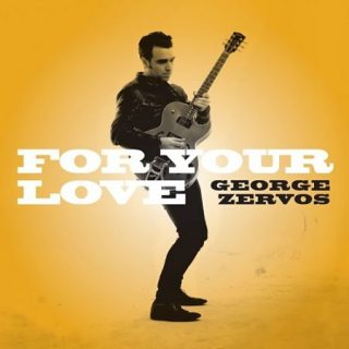 George Zervos - For Your Love (2017) 320 kbps