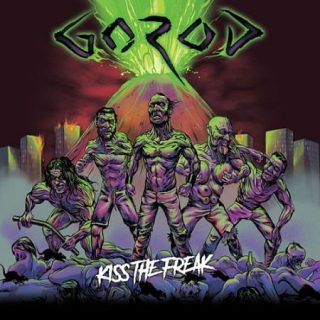 Gorod - Kiss the Freak (EP) (2017) 320 kbps