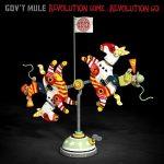Gov't Mule – Revolution Come…Revolution Go (Deluxe Edition) (2017) 320 kbps