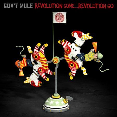 Gov't Mule - Revolution Come...Revolution Go (Deluxe Edition) (2017) 320 kbps