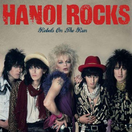 Hanoi Rocks - Rebels On The Run [Compilation] (2017) 320 kbps