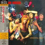 Hanoi Rocks - Oriental Beat (1982) (Mini LP SHM-CD Japan 2013) 320 kbps + Scans