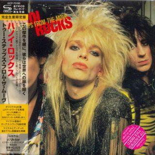 Hanoi Rocks - Two Steps From The Move (1984) (Mini LP SHM-CD Japan 2013) 320 kbps + Scans