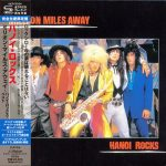 Hanoi Rocks – Million Miles Away (1986) (Mini LP SHM-CD Japan 2013) 320 kbps + Scans