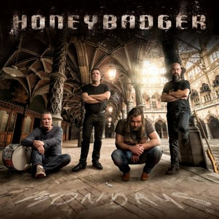 Honeybadger - Mondays (2017) 320 kbps