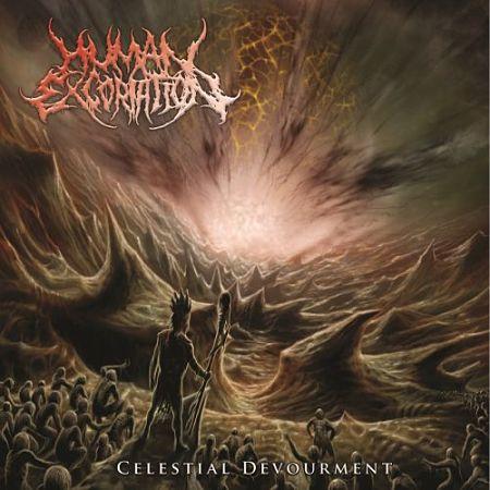 Human Excoriation - Celestial Devourment (2017) 320 kbps