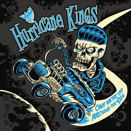 Hurricane Kings - One More Lap Around the Sun (2017) 320 kbps