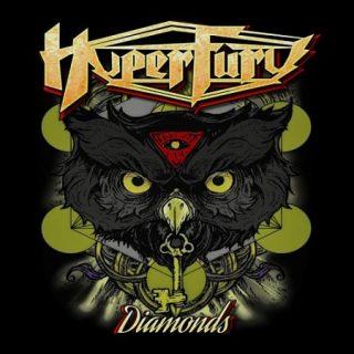 Hyper Fury - Diamonds (EP) (2017) 320 kbps