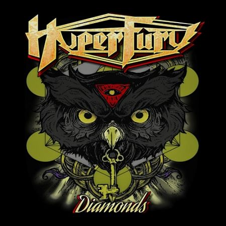 Hyper Fury - Diamonds (EP) (2017) 320 kbps