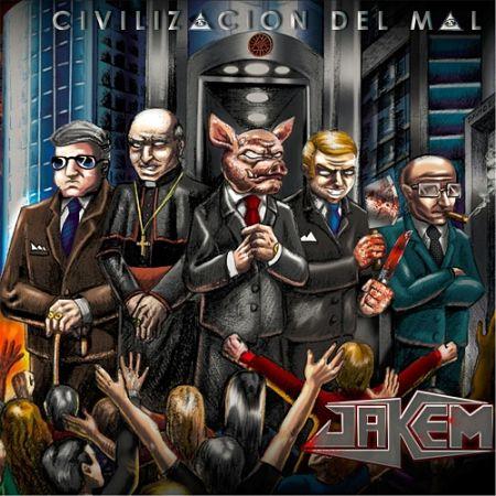 Jakem - Civilización del Mal (2017) 320 kbps