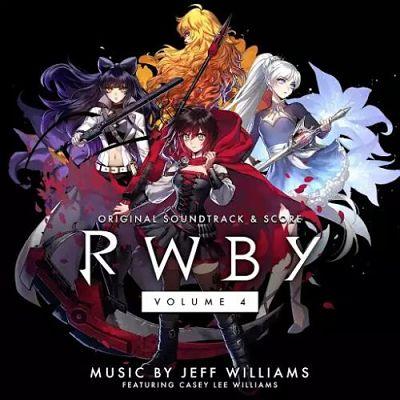 Jeff Williams - RWBY, Vol. 4 (Original Soundtrack & Score) (2017) 320 kbps