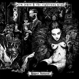 Jim Jones and The Righteous Mind - Super Natural (2017) VBR V0 (Scene CD-Rip)