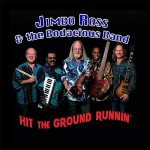Jimbo Ross & The Bodacious Band – Hit the Ground Runnin' (2017) 320 kbps