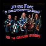 Jimbo Ross & The Bodacious Band - Hit the Ground Runnin' (2017) 320 kbps
