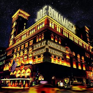 Joe Bonomassa - Live At Carnegie Hall - An Acoustic Evening [2 CD] (2017) 320 kbps
