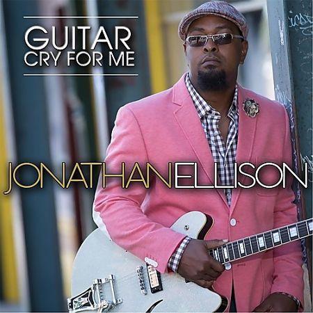 Jonathan Ellison - Guitar Cry For Me (2017) 320 kbps