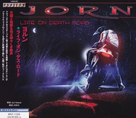 Jorn - Life On Death Road [Japanese Edition] (2017) 320 kbps + Scans