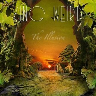 King Weird - The Illusion (2017) 320 kbps