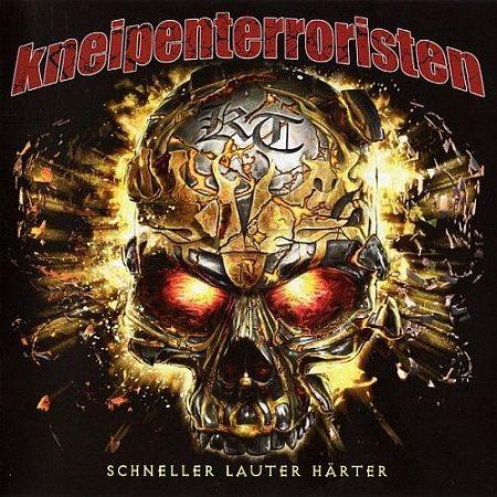 Kneipenterroristen - Schneller Lauter Harter (2017)