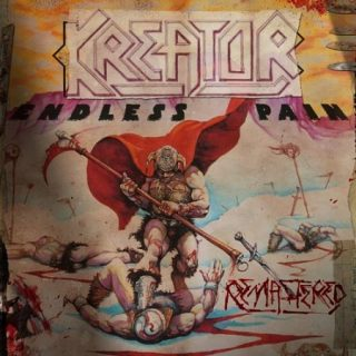 Kreator - Endless Pain (Remastered 2017) 320 kbps + Scans