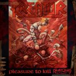 Kreator – Pleasure To Kill (Remastered 2017) 320 kbps + Scans