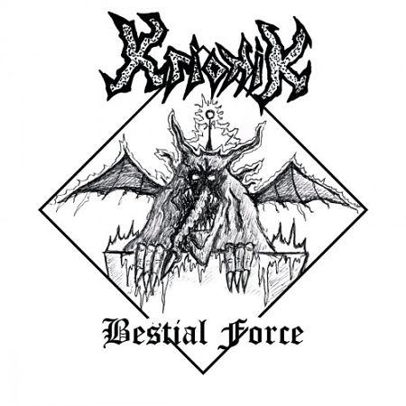 Krionik - Bestial Force (2017) 320 kbps