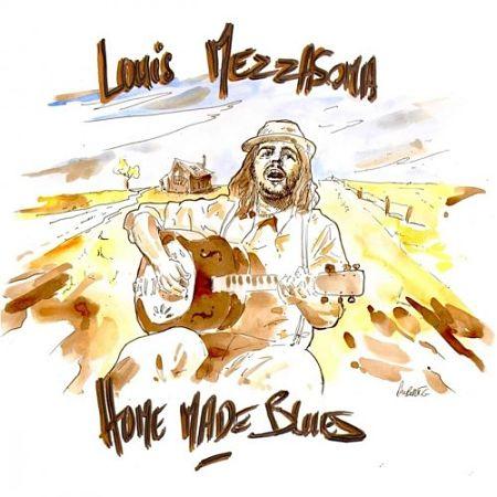 Louis Mezzasoma - Home Made Blues (2017) 320 kbps