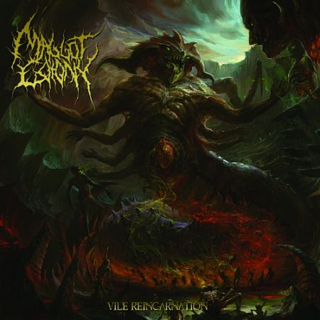 Maggot Colony - Vile Reincarnation (2017) VBR V0 (Scene CD-Rip)