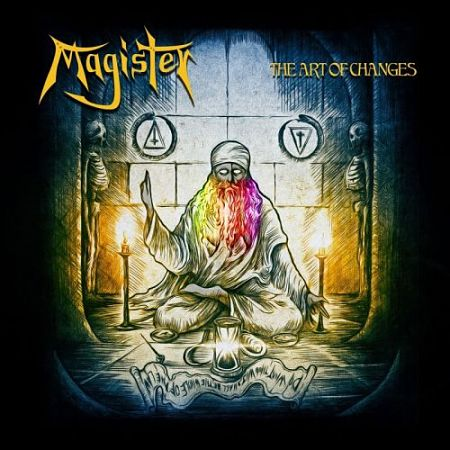Magister - The Art of Changes (2017) 320 kbps