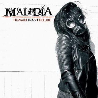 Maledia - Human Trash Deluxe (2017) 320 kbps