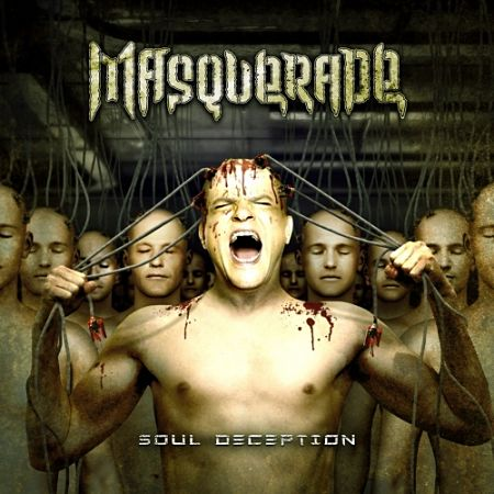 Masquerade - Soul Deception (2017) 320 kbps